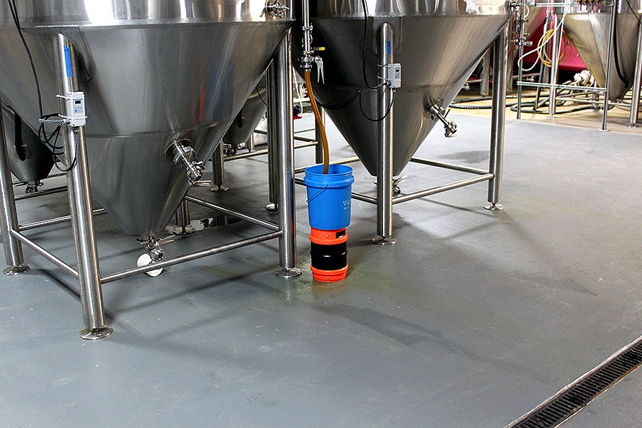 Brewery – Resinous Floor System